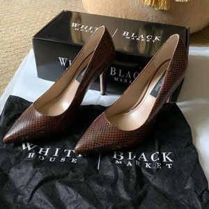 Brand new WHITE HOUSE BLACK MARKET shoes size 7